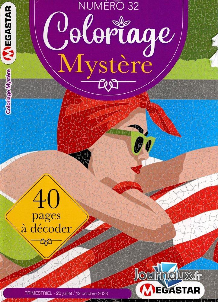 MG Coloriage Mystère