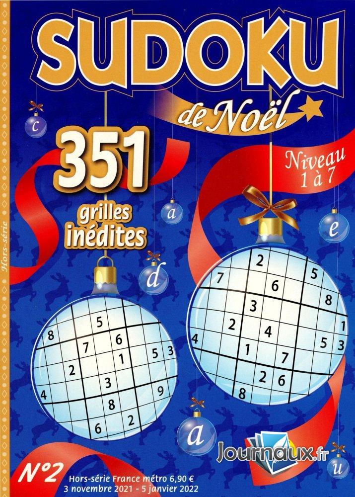 SC Sudoku de Noël Hors-Série NIV 1/7