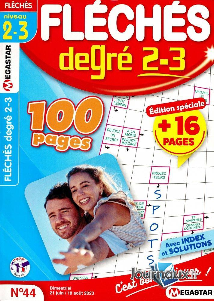MG Fléchés Degré  Niveau2-3