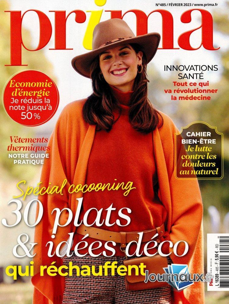 Prima + Femme Actuelle Senior