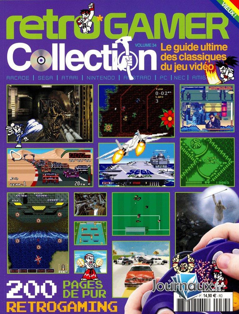 Retrogamer Collection