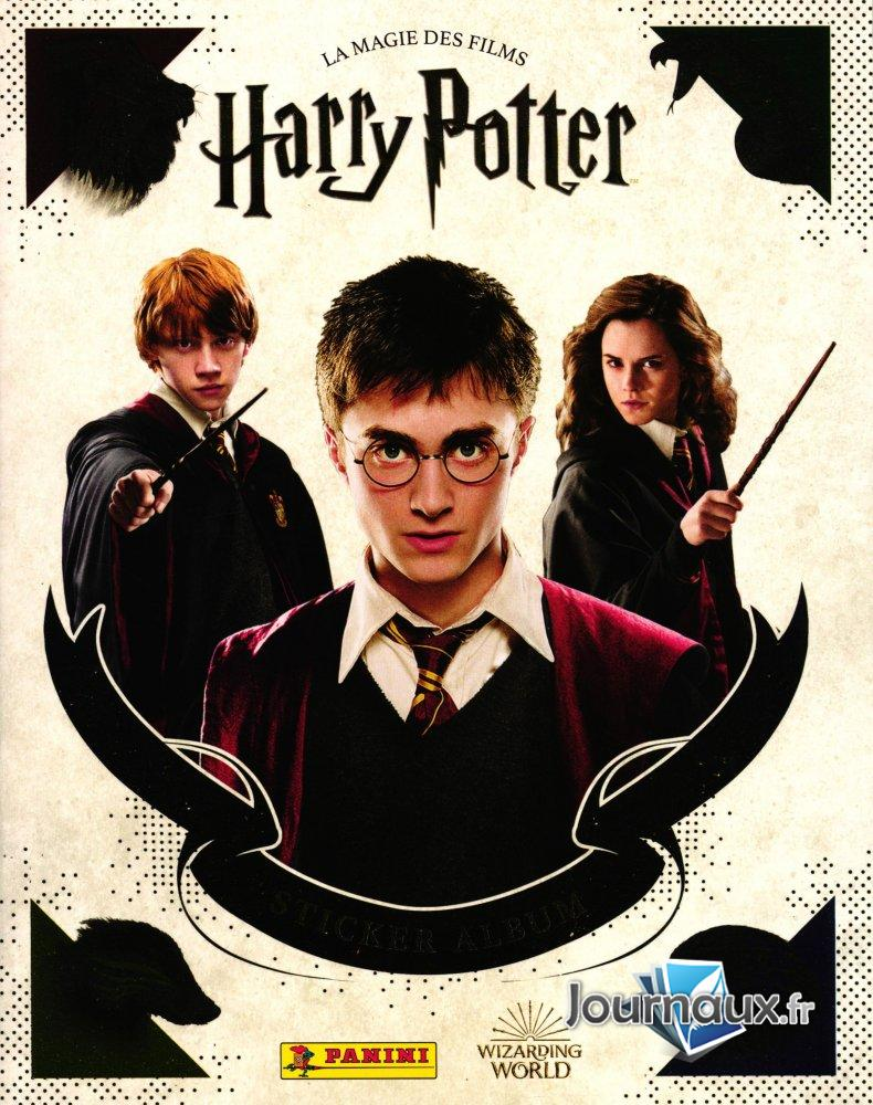 Harry Potter - La Magie des Films Panini