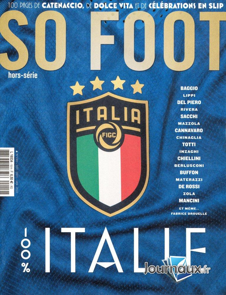 So Foot Hors-Série Collector