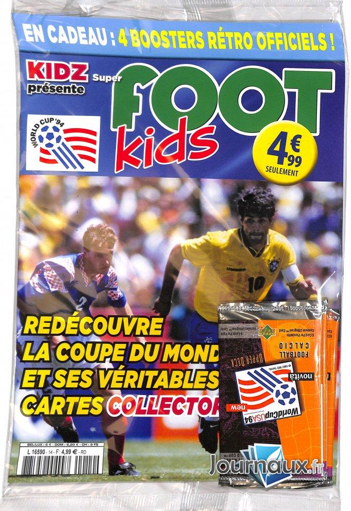 Kid'z Cartes Super