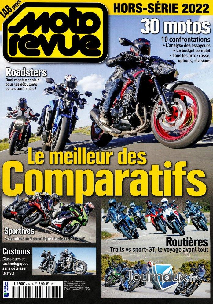 Moto Revue Hors Série