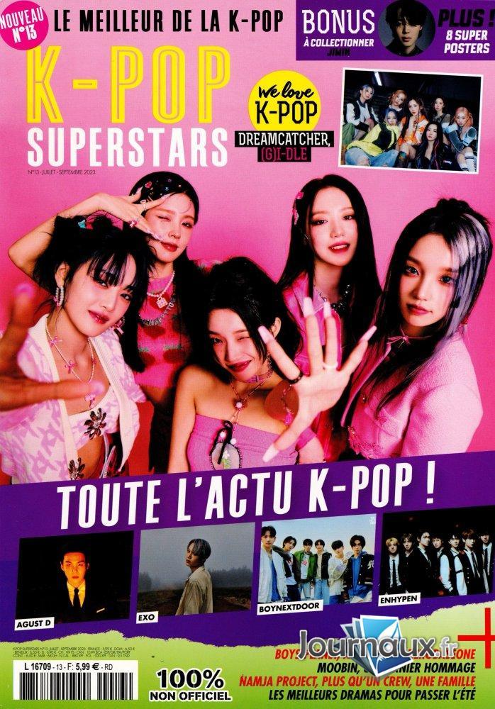 K-Pop Superstars