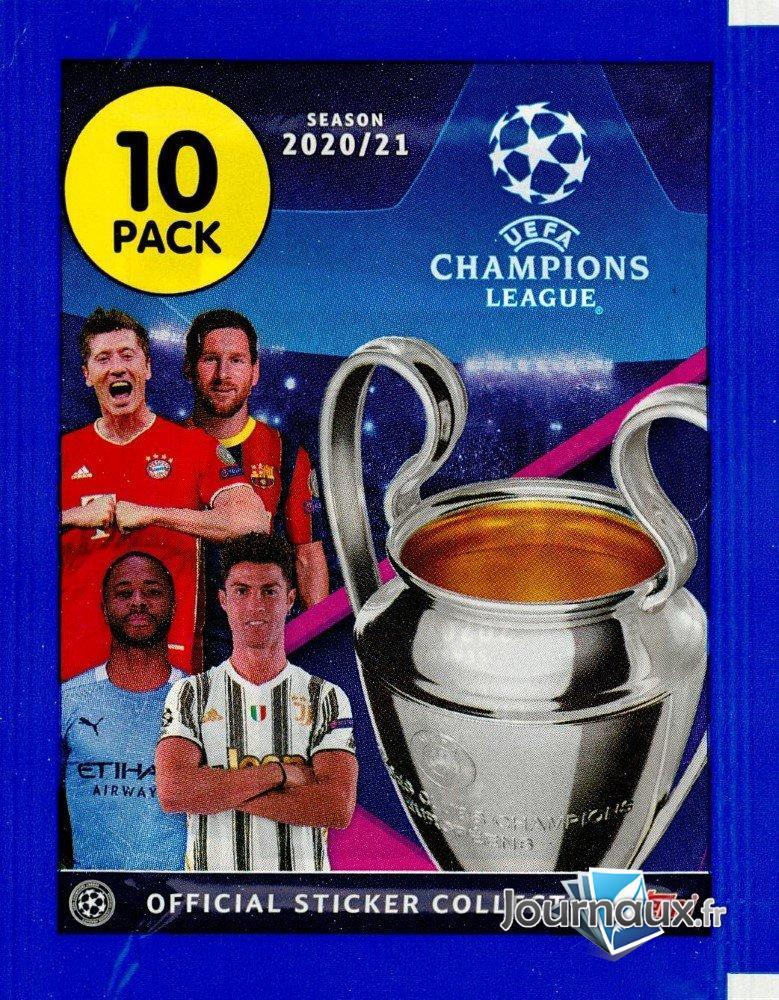 Uefa Champions League Sticker topps