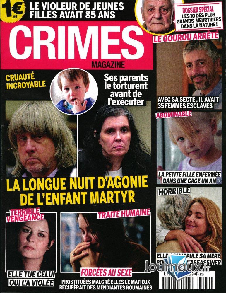 Crimes Magazine