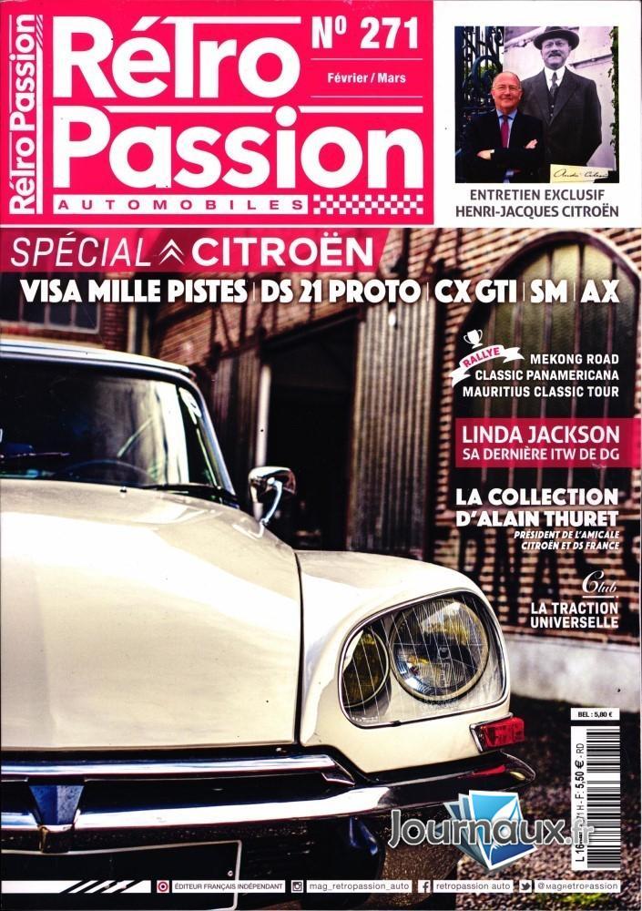 Rétro Passion
