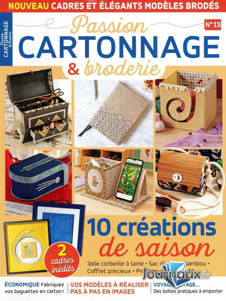 Passion Cartonnage & Broderie