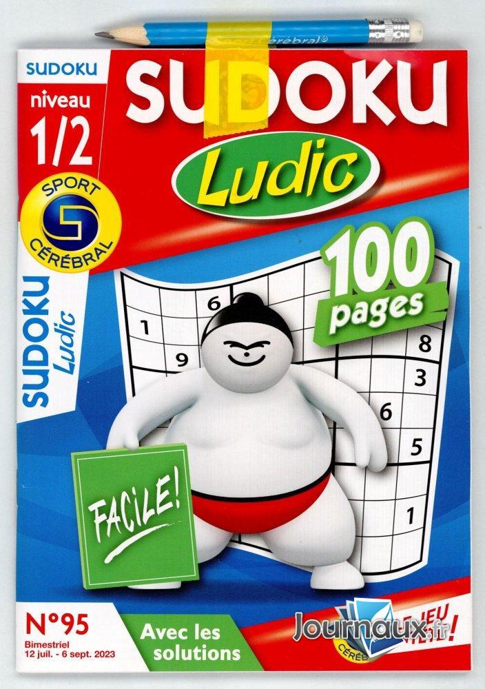SC Sudoku Ludic Niv 1/2