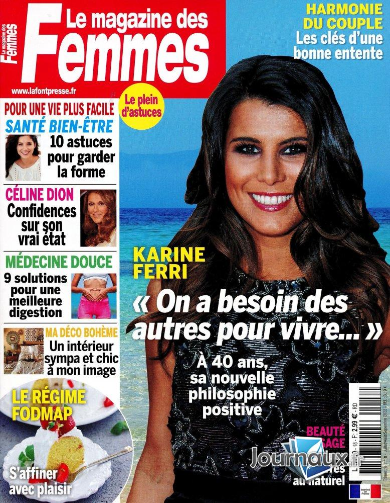 Le Magazine des Femmes