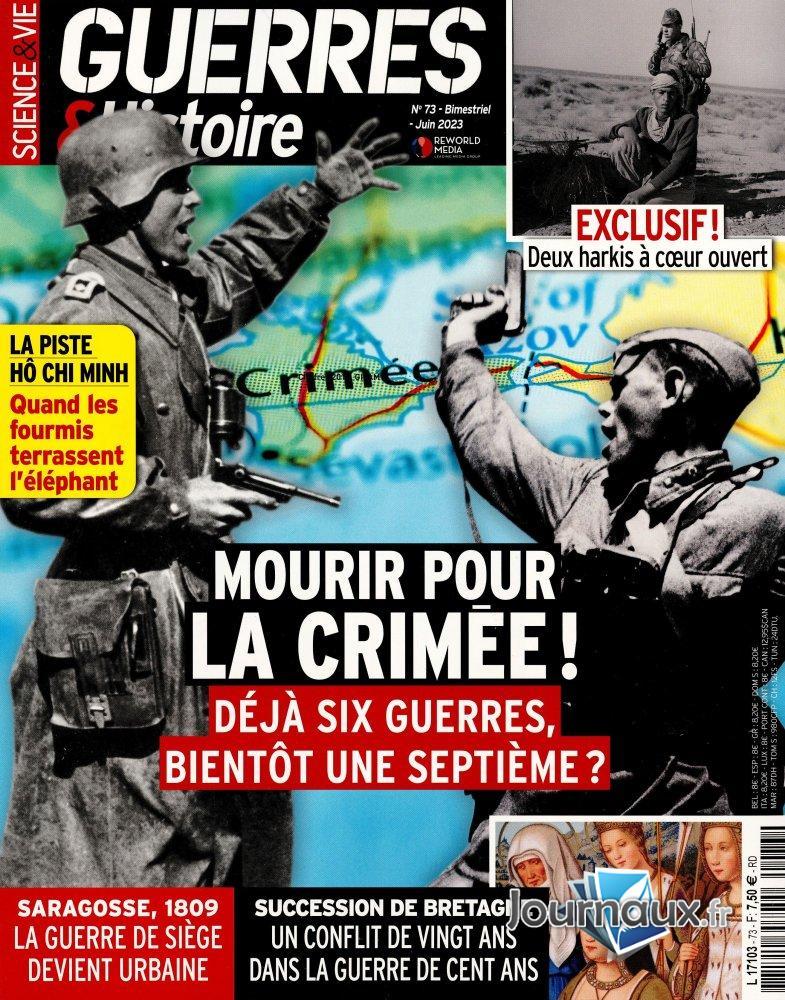 Guerres & Histoire Science & Vie