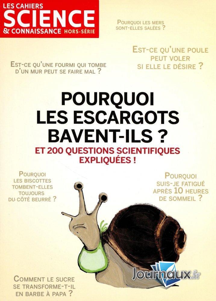Les Cahiers Science & Connaissance Hors-Série