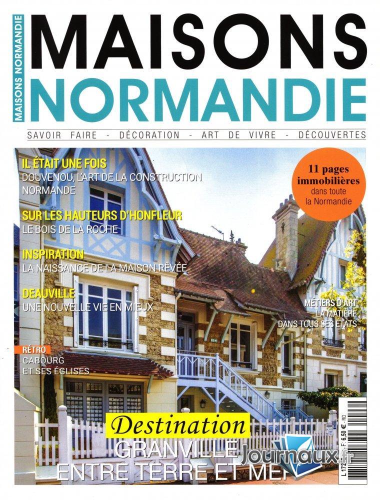 Maisons Normandie