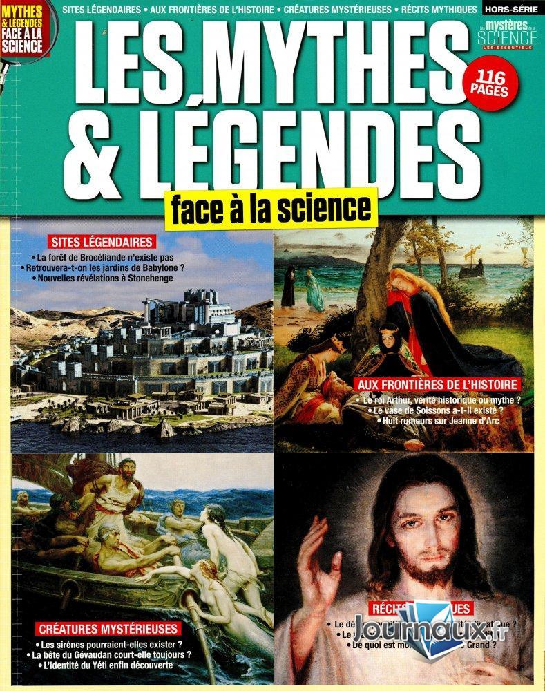 Les Mystères de la Science Les Essentiels Hors-Série