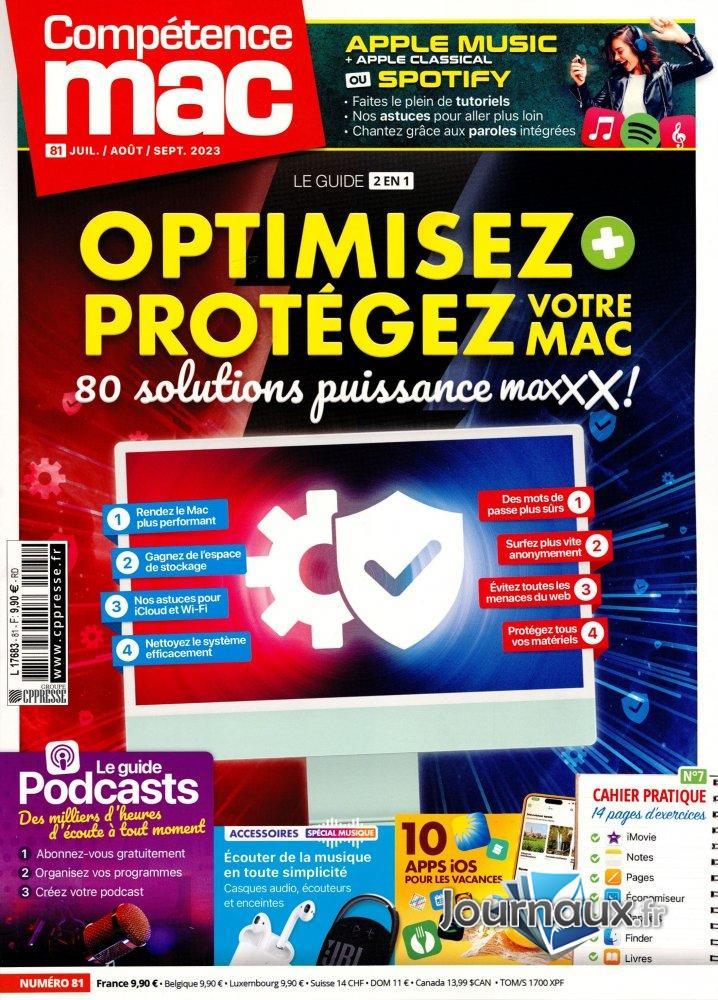 Compétence Mac