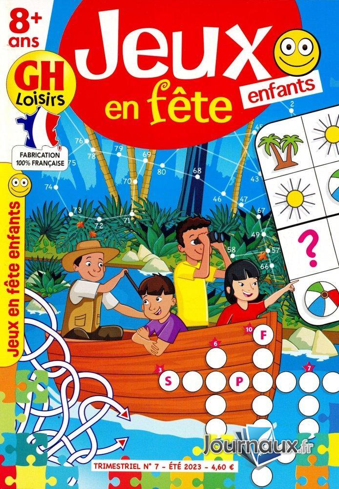 GH Jeux En Fête 8ans+