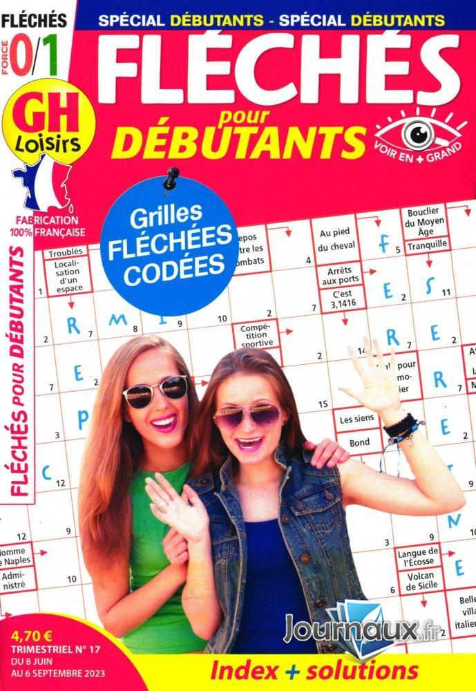GH Fléchés Pour Débutants 0/1