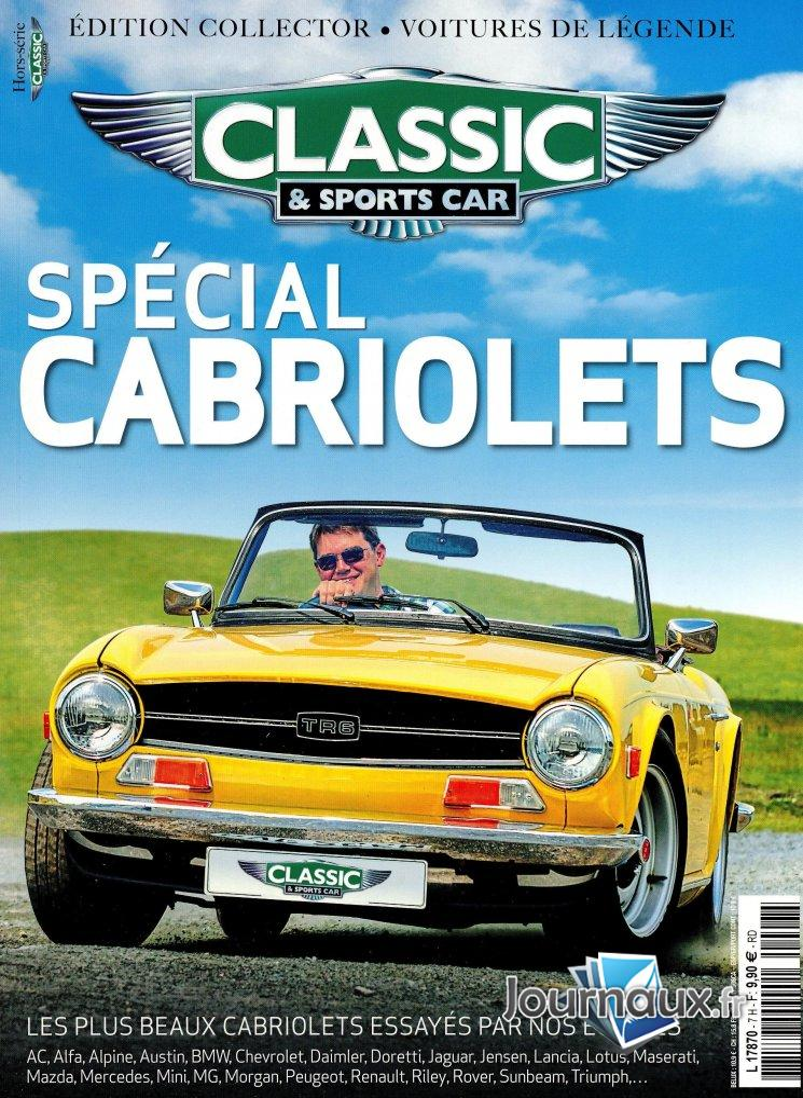 Classic & Sport Car Hors-série