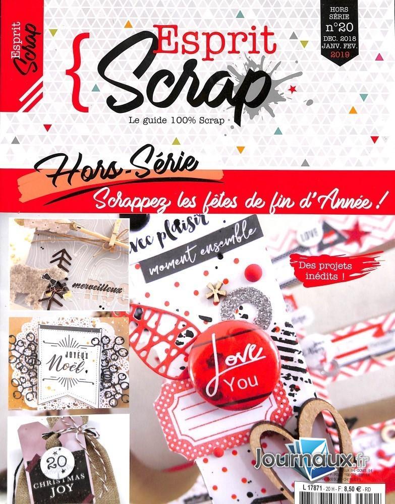 Esprit Scrapbooking Hors-Série