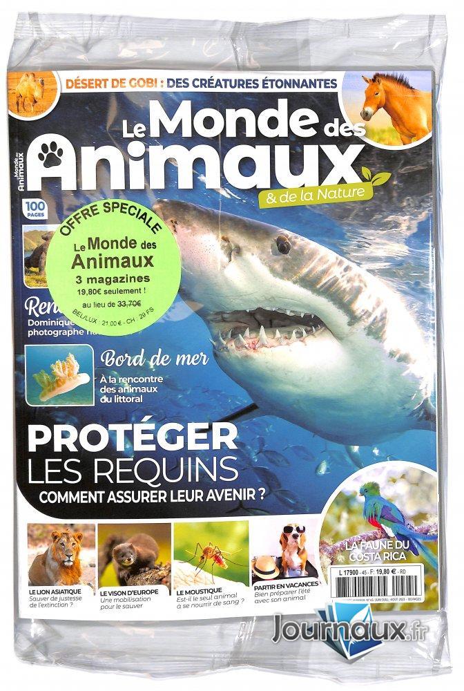 Le Monde des Animaux Pack