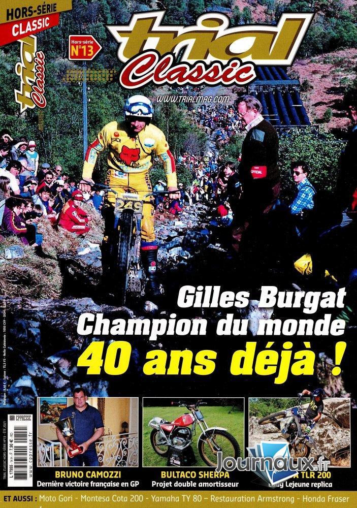 Trial Classic Hors-Série