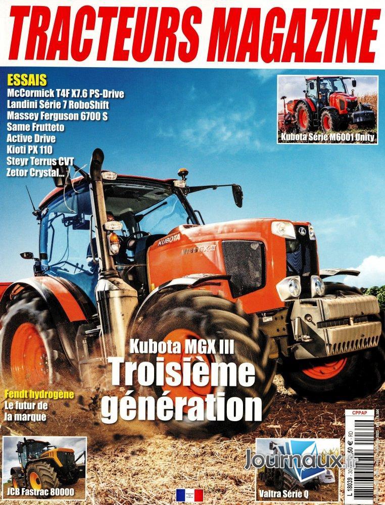 Tracteurs Magazine