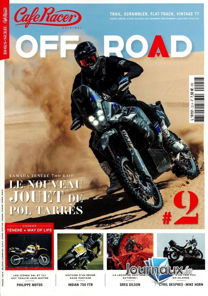 Cafe Racer Original Hors-Série
