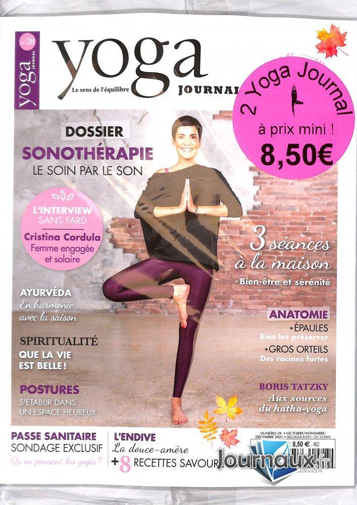Yoga Journal + Hors-Série