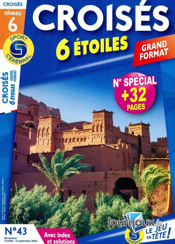 SC Croisés 6 Étoiles Grand Format Niv.6