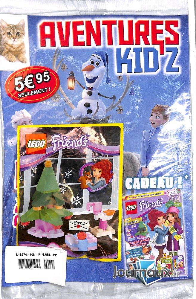 Adventure Kidz + Légo Ninjago (REV)