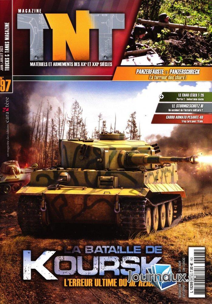 Trucks And Tank Magazine