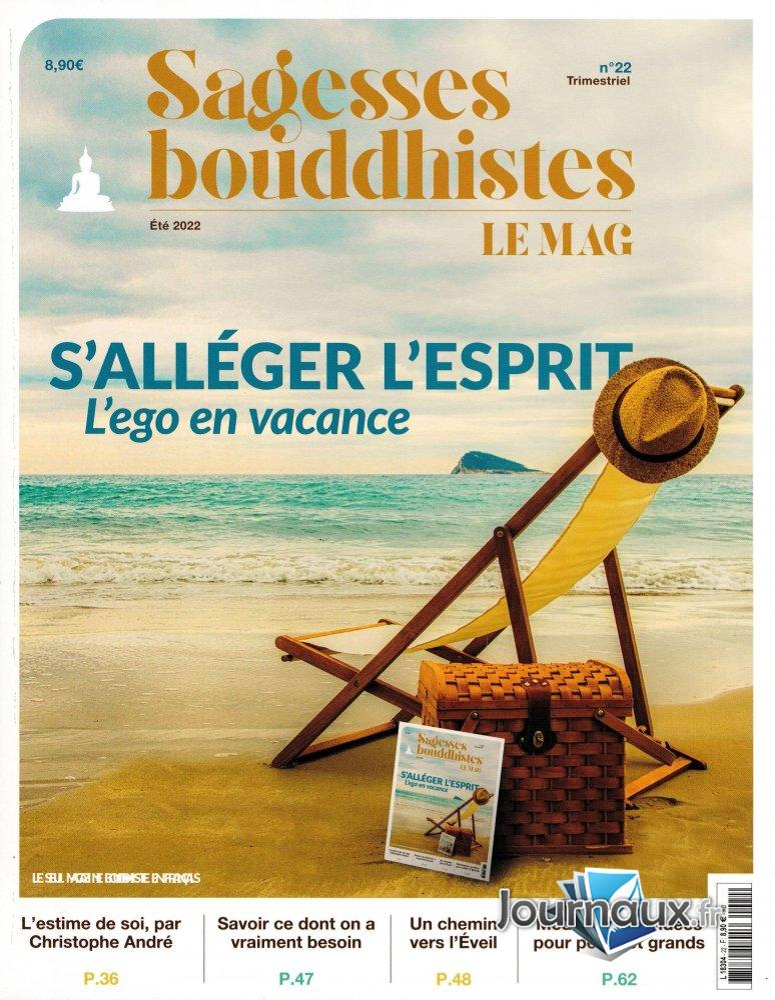 Sagesses Bouddhistes Le Mag
