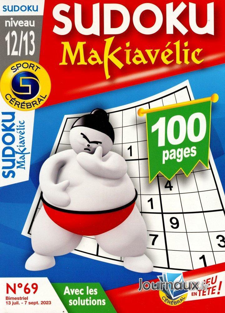 SC Sudoku Makiavélic Niv 12/13