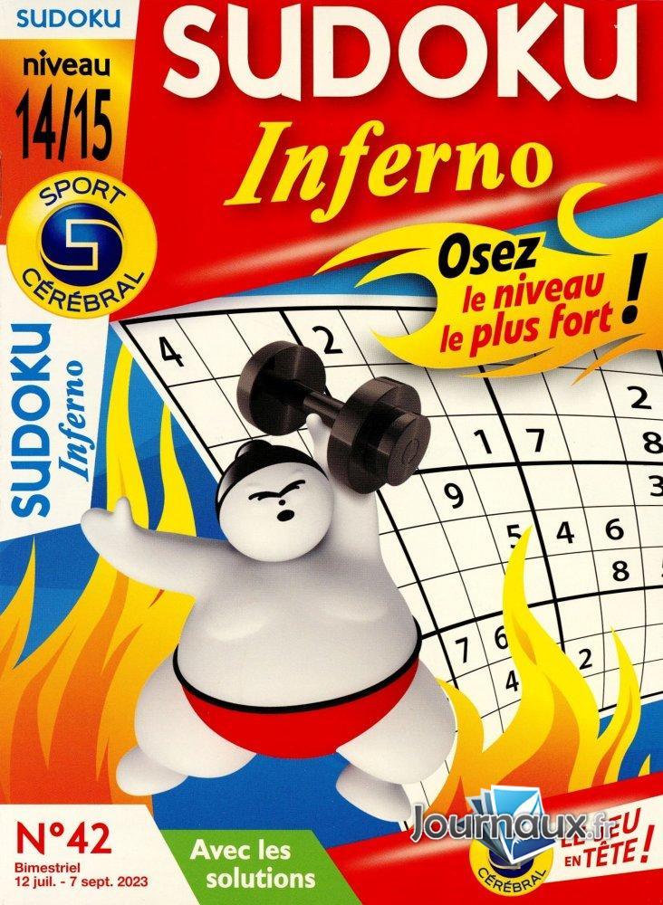 SC Sudoku Inferno Niv 14/15