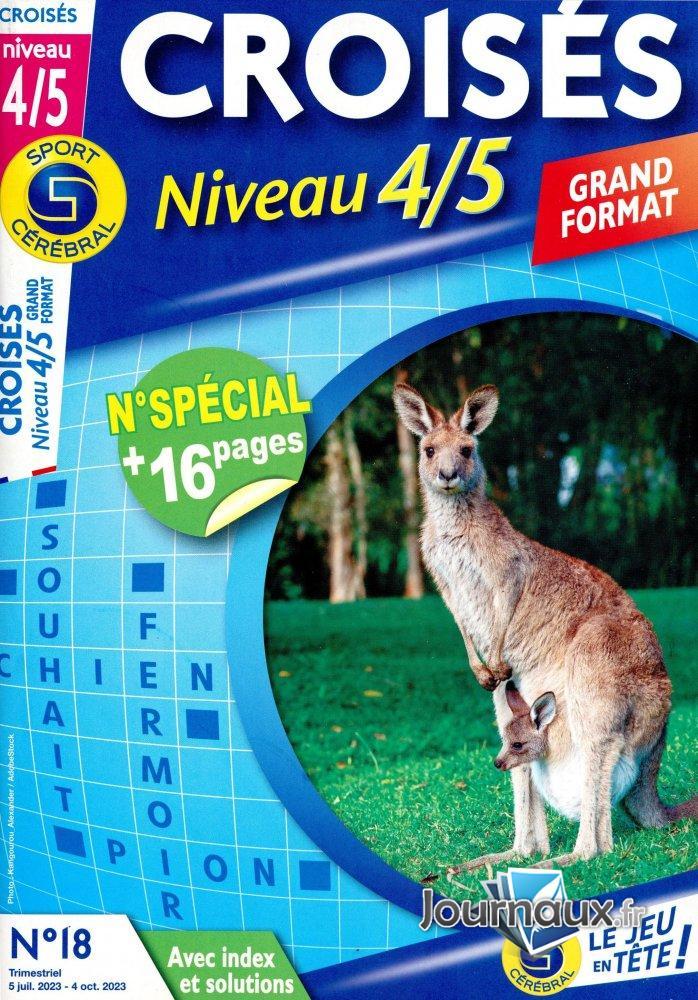 SC Croisés Grand Format Niv. 4/5