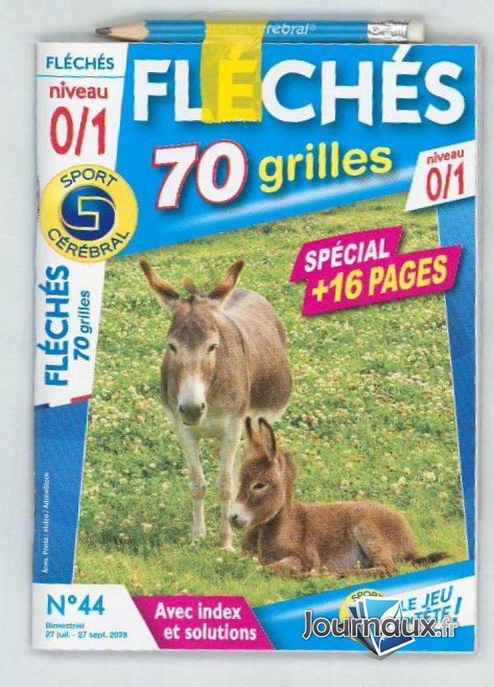 SC Fléchés 70 Grilles Niv 0-1