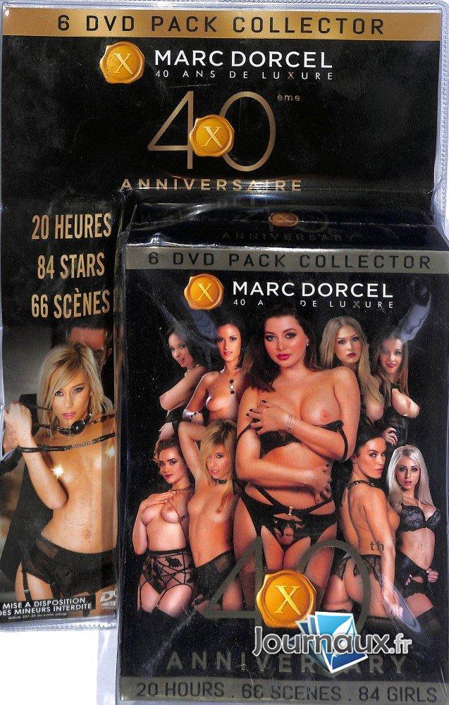 Marc Dorcel 40 Anniversary