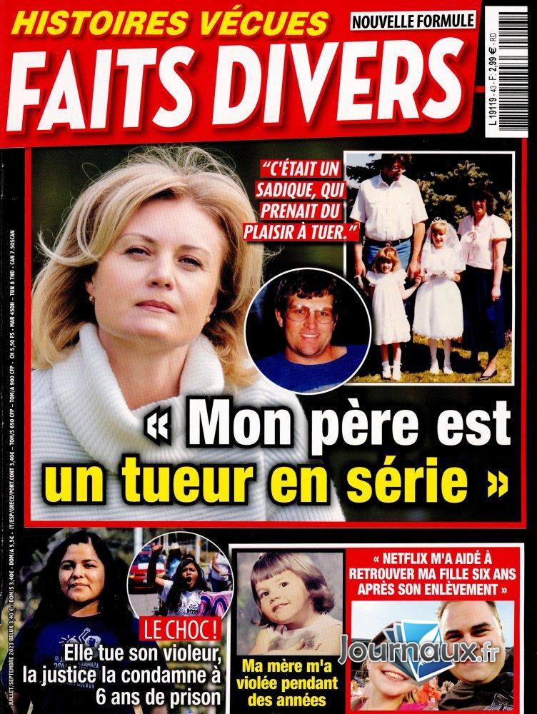 Histoires Vécues Faits Divers