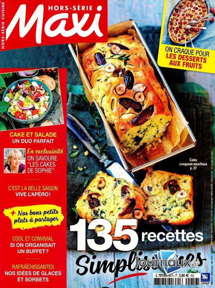 Maxi Hors-Série Cuisine