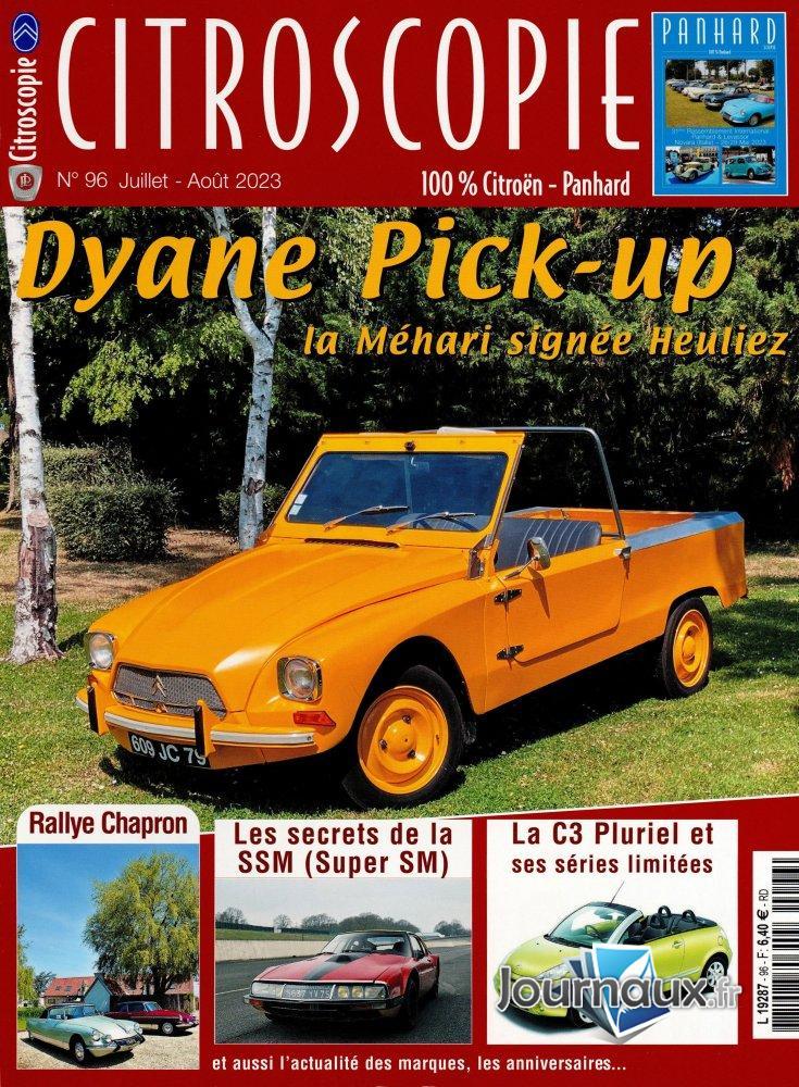 Citroscopie Magazine