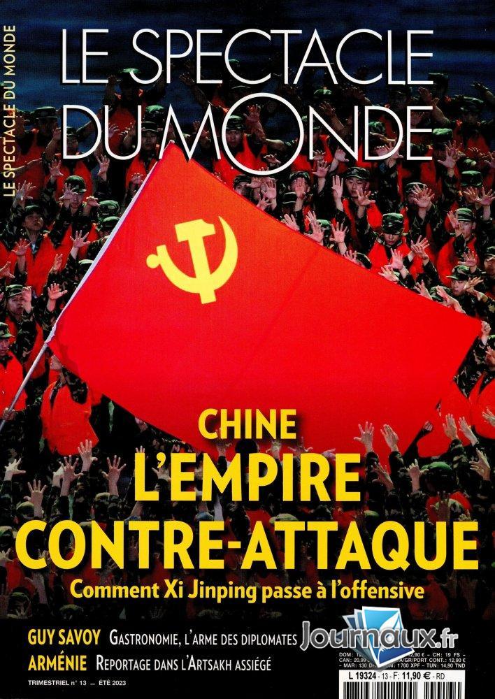 Le Spectacle Du Monde