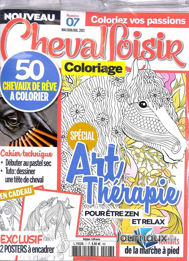 Cheval Loisir Coloriage