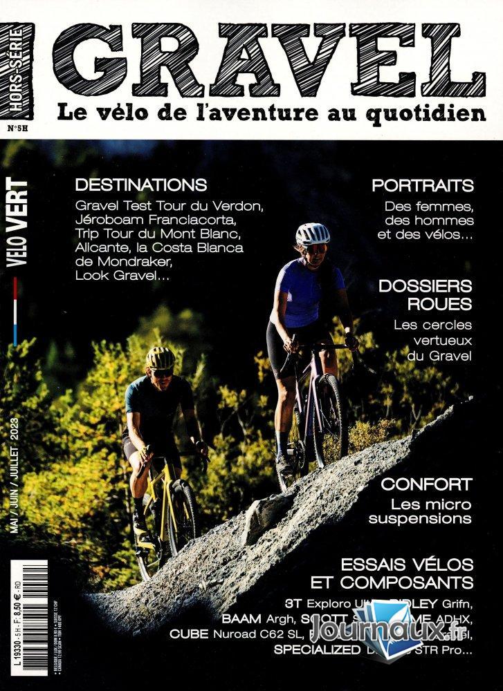 Vélo Vert Hors-série Gravel
