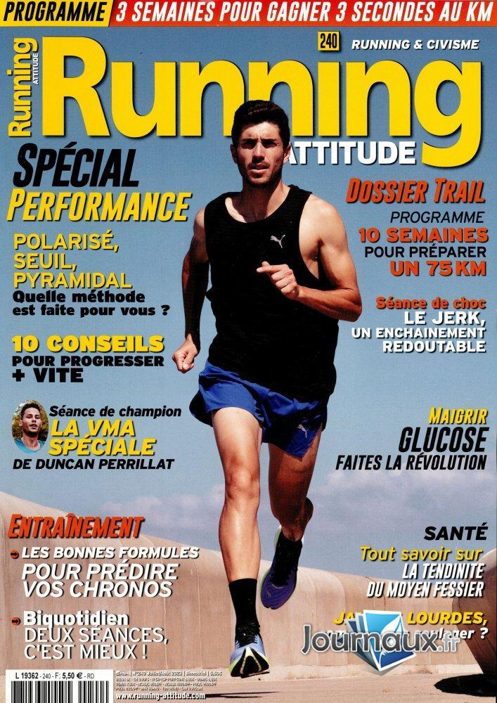 Running Attitude