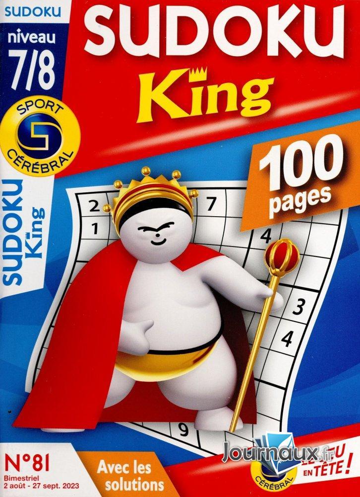 SC Niveau 7/8 Sudoku King