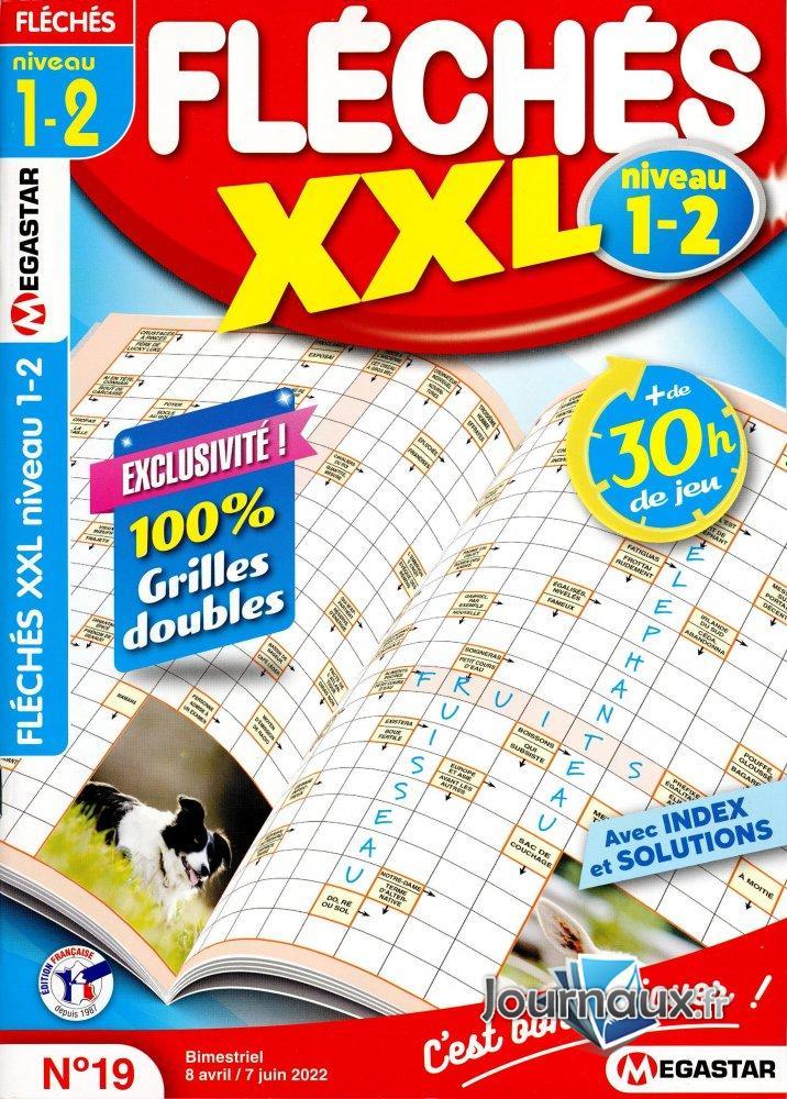 MG Fléchés XXL niveau 1-2