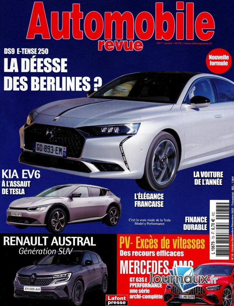 Automobile Revue