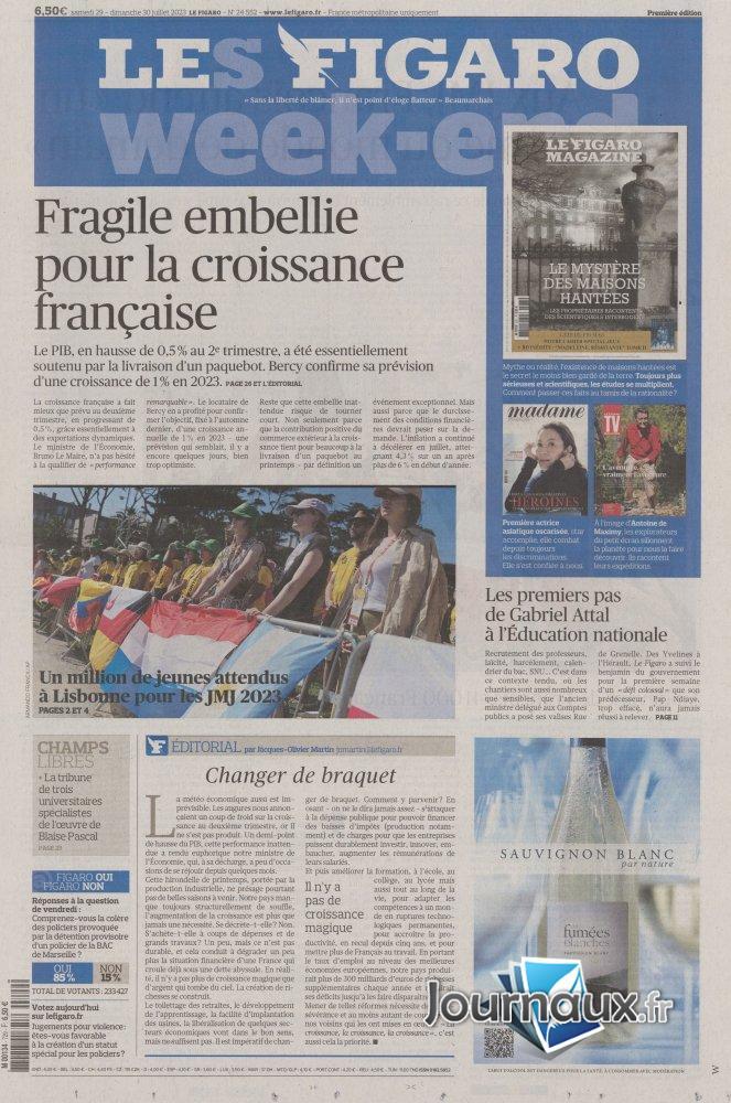 Le Figaro Week-End